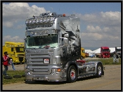 Scania, Grafitti